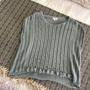 Women's Size LG/XL Lucky Knit top